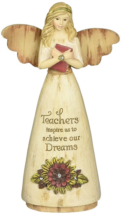 Teacher Angel Figurine