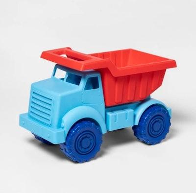 Jumbo Sand Dump Truck by Sun Squad