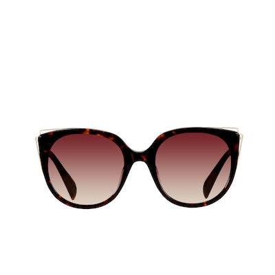 Metal and Acetate Sunglasses