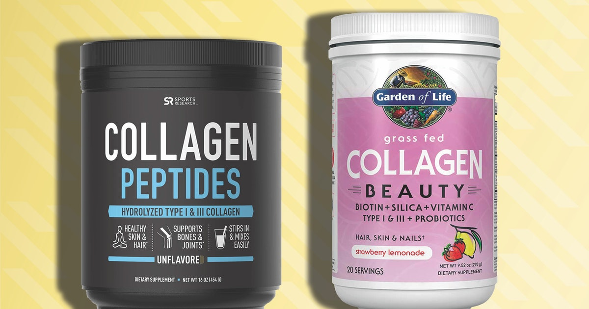 The 4 Best Collagen Powders For Skin
