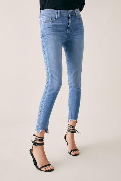 Z1975 Jeans With Side Stripe