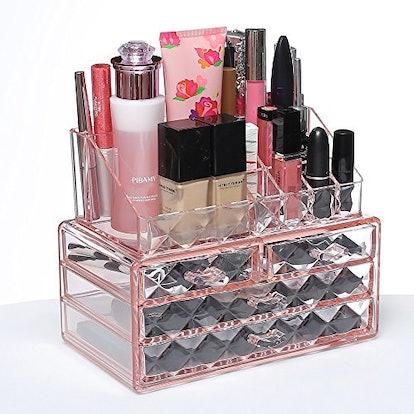 Ikee Design Jewelry & Cosmetic Storage Box
