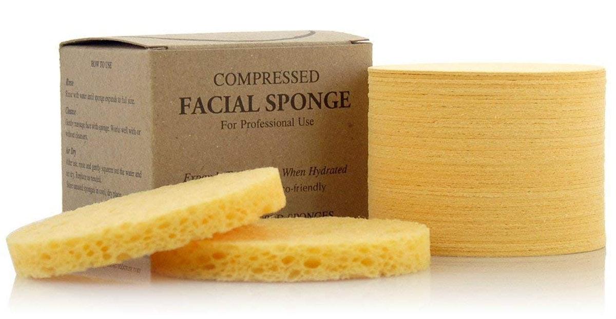 Appearus Facial Sponges (50 Pack)