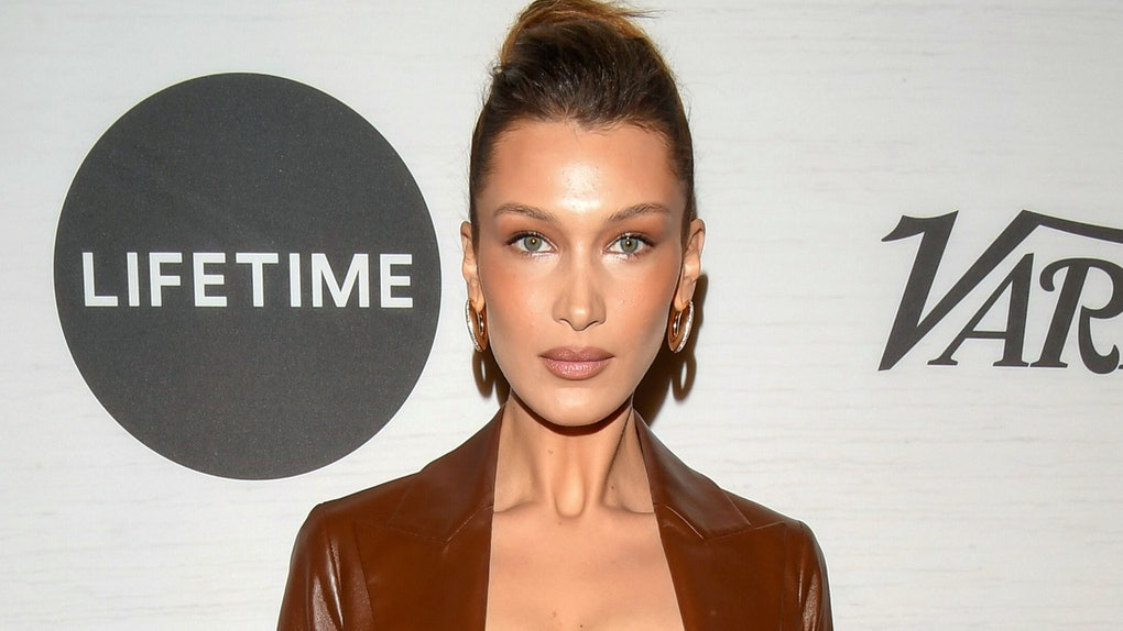 Bella Hadid S 2019 Met Gala Hair Is So Different From Any