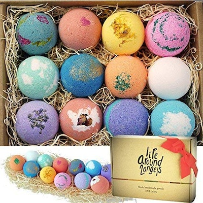 LifeAround2Angels Bath Bombs (Set of 12)