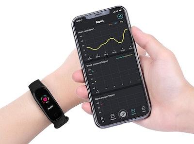 USTEK Fitness Tracker