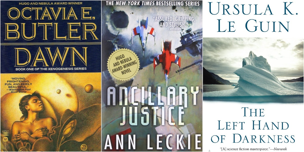 10 Essential Sci-Fi Novels By Women That Show What The Genre Can Do