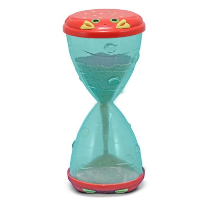 Clicker Crab Hourglass & Funnel