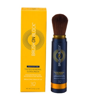 Touch of Tan Mineral Powder Sunscreen