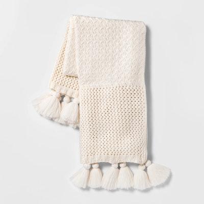 Opalhouse™ - Chunky Knit Throw Blanket