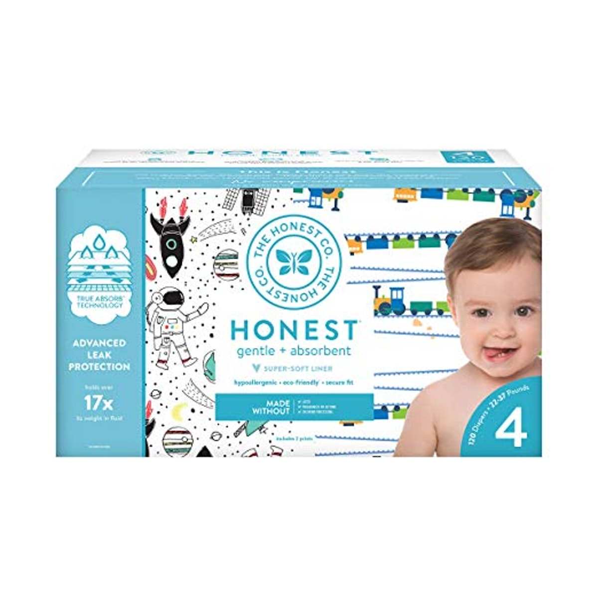 Honest Diapers On Amazon Are 40 Percent Off Today, & So Are A Bunch Of Other Honest Products