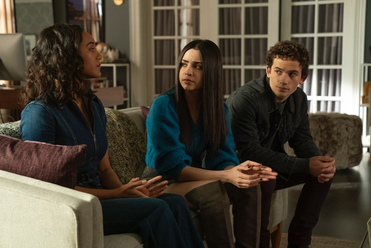 Will Mona & Mason Date On 'The Perfectionists'? They Couldn't Stay Away From Each Other