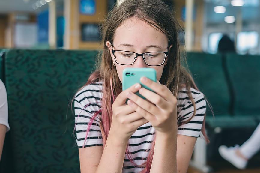 Media effect on teens