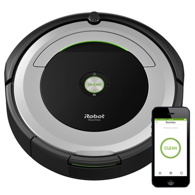 iRobot Roomba 690 Wi-Fi Connected Robot Vacuum
