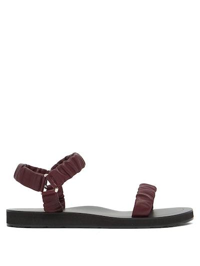 Egon Leather Sandals