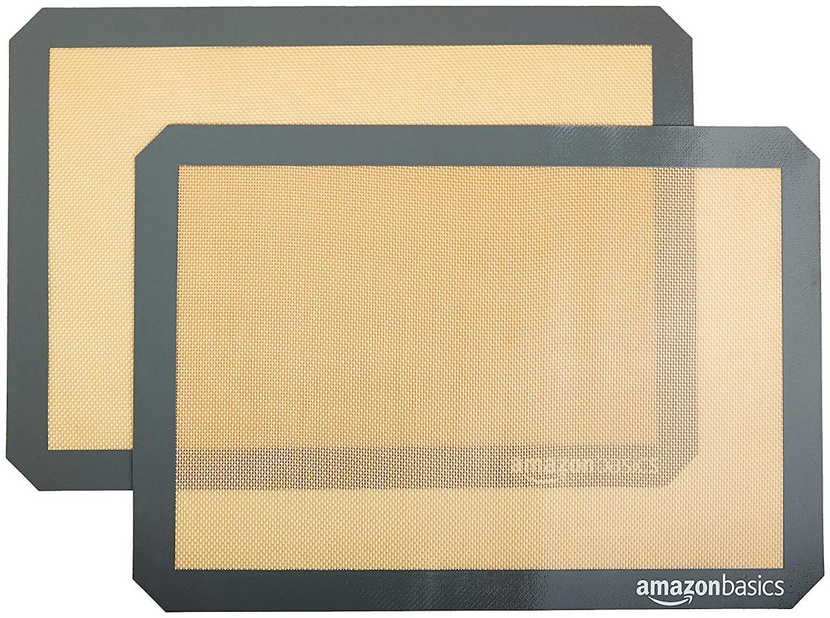 AmazonBasics Baking Mat (2 Pack)