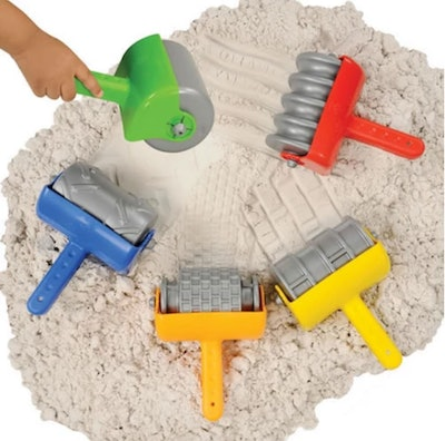 Kaplan Early Learning Company Jumbo Sand Rollers