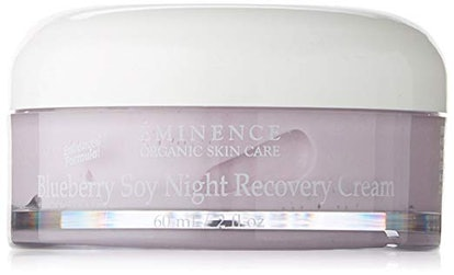 Eminence Organic Blueberry Soy Night Recover Cream