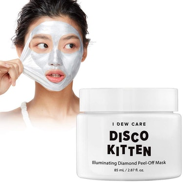MEMEBOX I DEW CARE Disco Kitten Peel-Off Mask