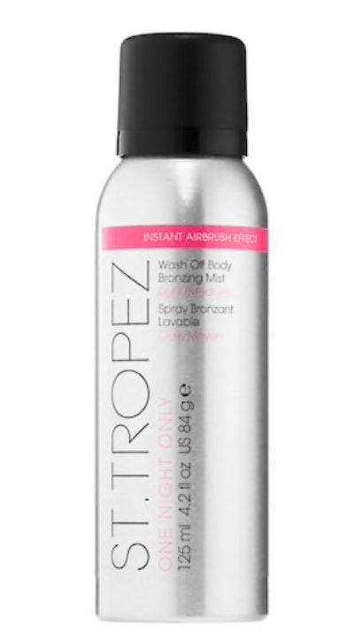 St. Tropez One Night Only Wash Off Body Bronzing Mist