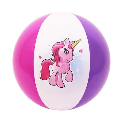 Coconut Float's Unicorn Beach Ball
