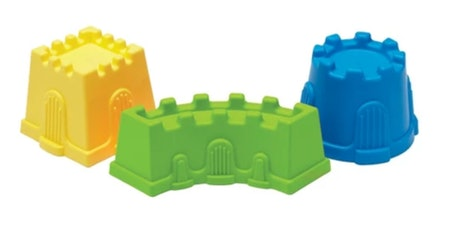 American Plastic Toys Inc. Castle Mold