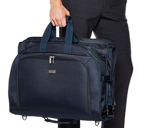 AmazonBasics Premium Tri-Fold Garment Bag