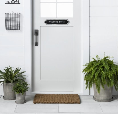 Caning Planter Gray - Hearth & Hand™ with Magnolia