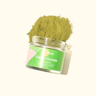 Clean Greens Anti-Pollution Face Mask