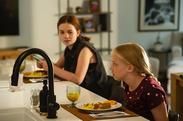 'Mommy's Little Princess' is a movie airing on Lifetime Movie Network on Sunday.