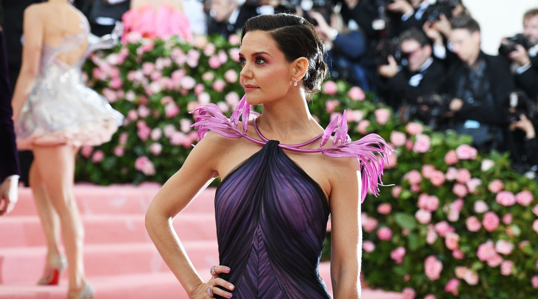 Katie Holmes & Jamie Foxx's 2019 Met Gala Debut Was So Stylish