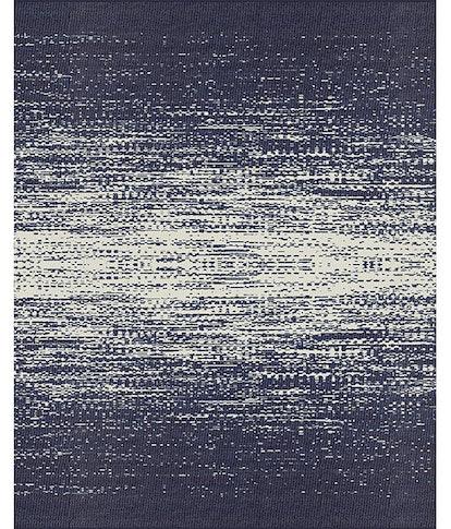 Crescendo Blue Jean Flatwoven Rug