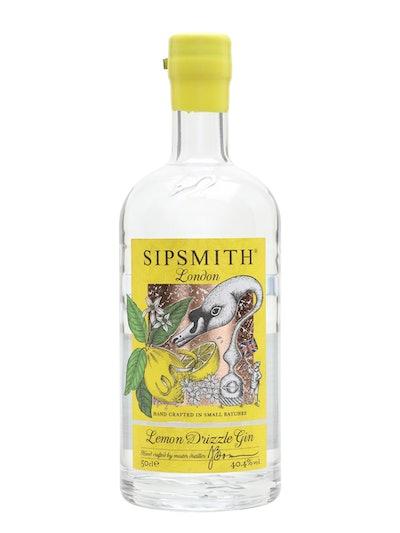 Sipsmiths Lemon Drizzle Gin