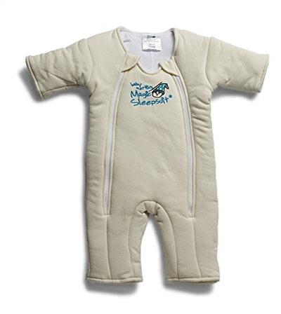 Baby Merlin's Magic Sleepsuit Cotton