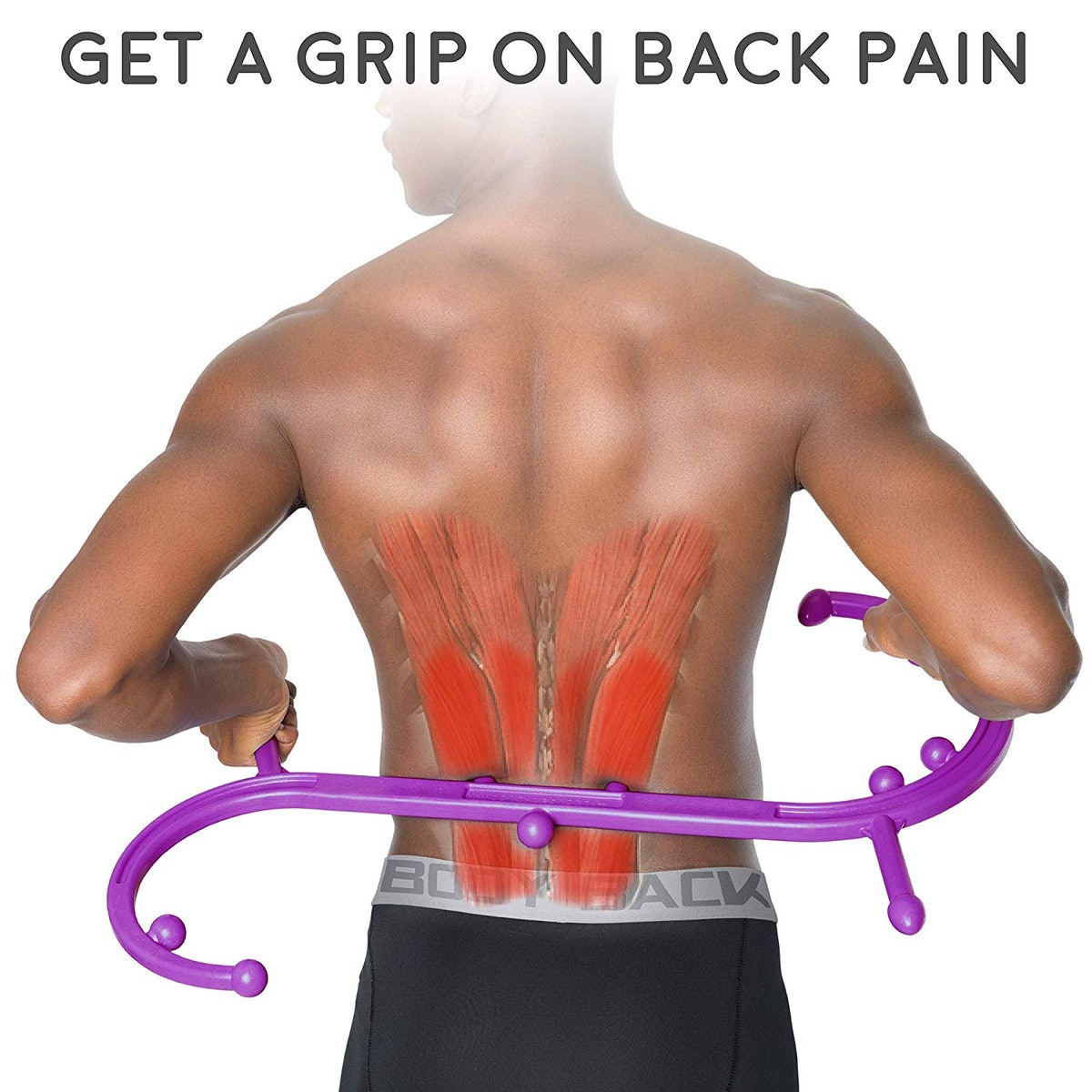 Body Back Self-Massage Tool