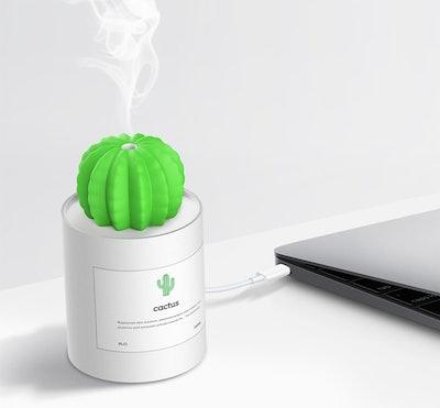 AmuseNd Miniature Cactus Humidifier