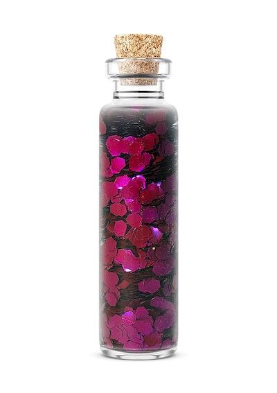 Chic Fuchsia Glitter, XLarge