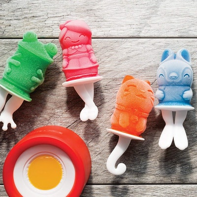 Zoku Character Silicone Popsicle Mold