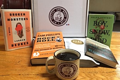 My Coffee And Book Club
