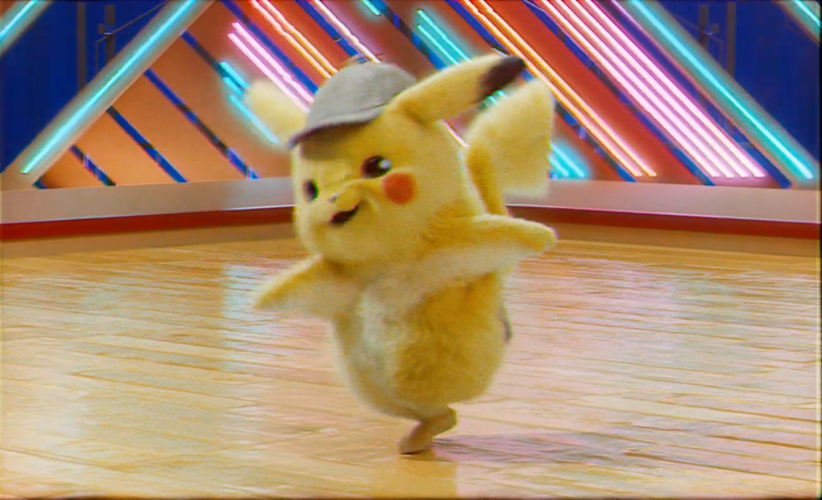 These 17 Best Detective Pikachu Dancing Tweets Prove The Pokemon Can Shake His Tail Off To Anything — VIDEOS