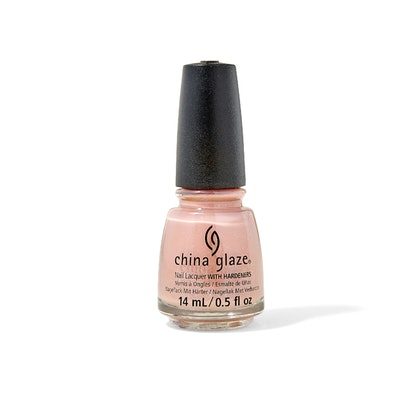 China Glaze Nail Lacquer in Beach Buff
