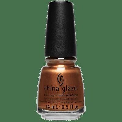 China Glaze Nail Lacquer in Copper-Tunist