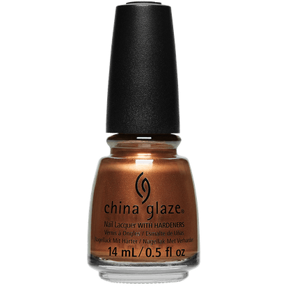 China Glaze Nail Lacquer in Copper-Tunist