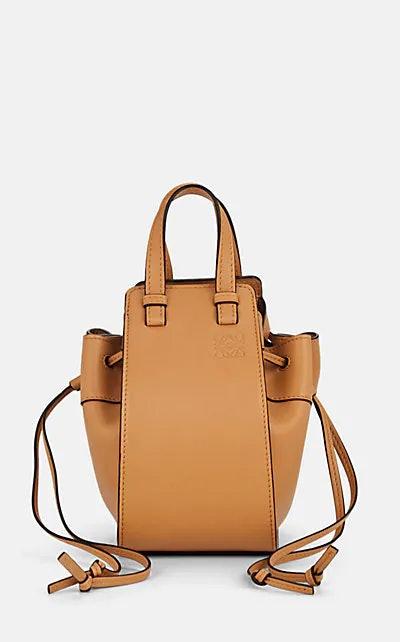 Hammock Mini Leather Bag