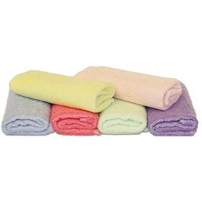 Luv Your Baby 100% Bamboo Washcloths