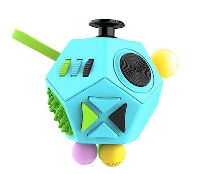 Minilopa 12-Side Fidget Cube