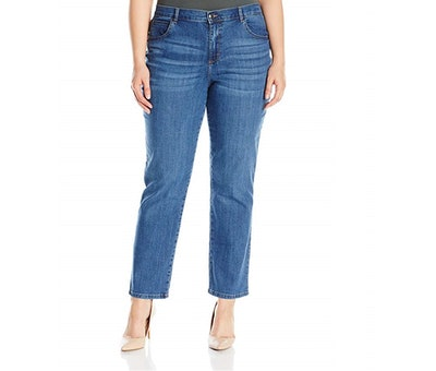 LEE Relaxed Fit Straight Jean