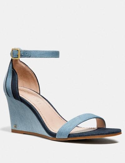 Olive Sandal