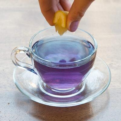 Par Avion Unicorn Tears Color-Changing Tea
