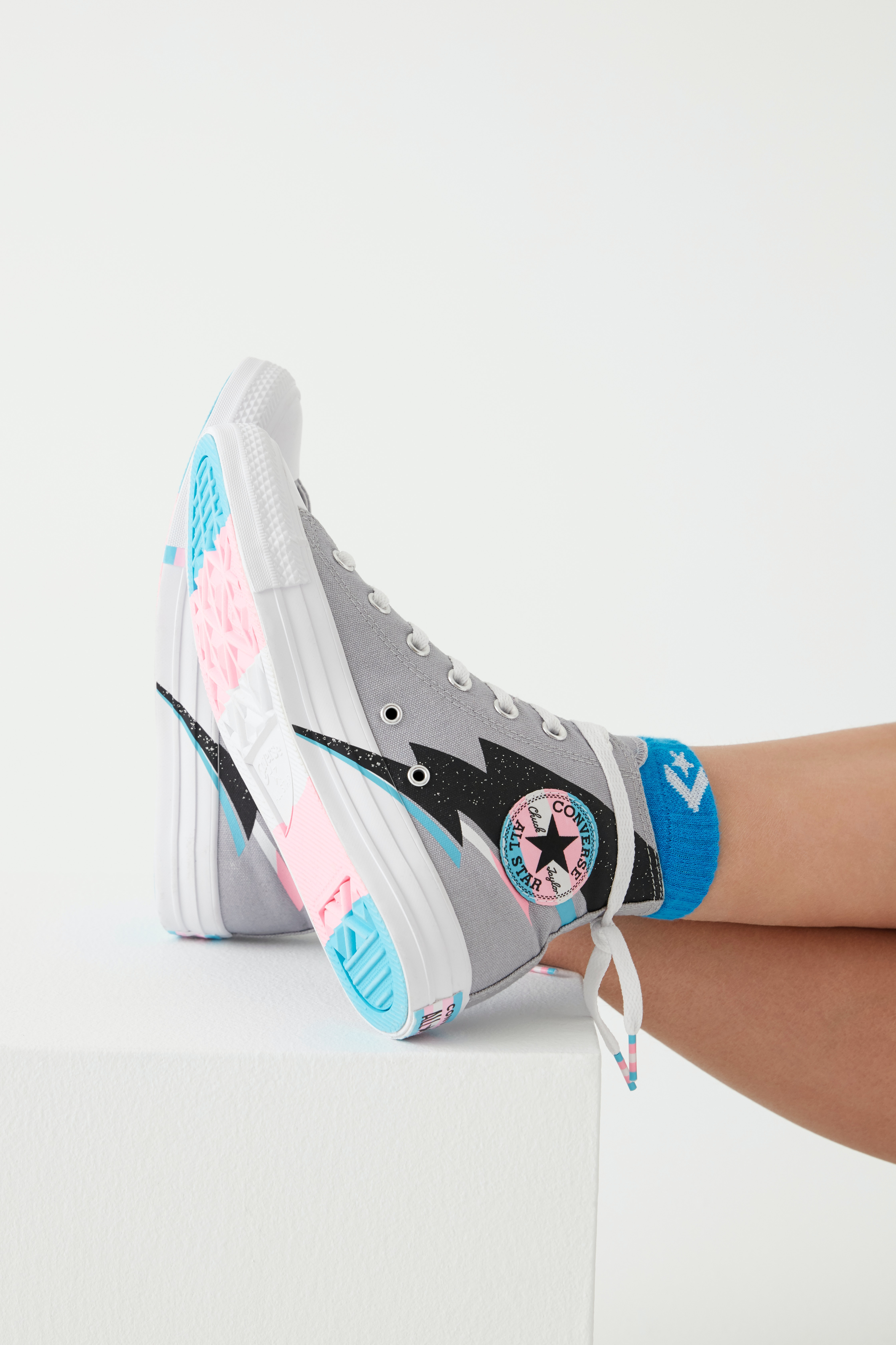 Converse's 2019 Pride Collection Is